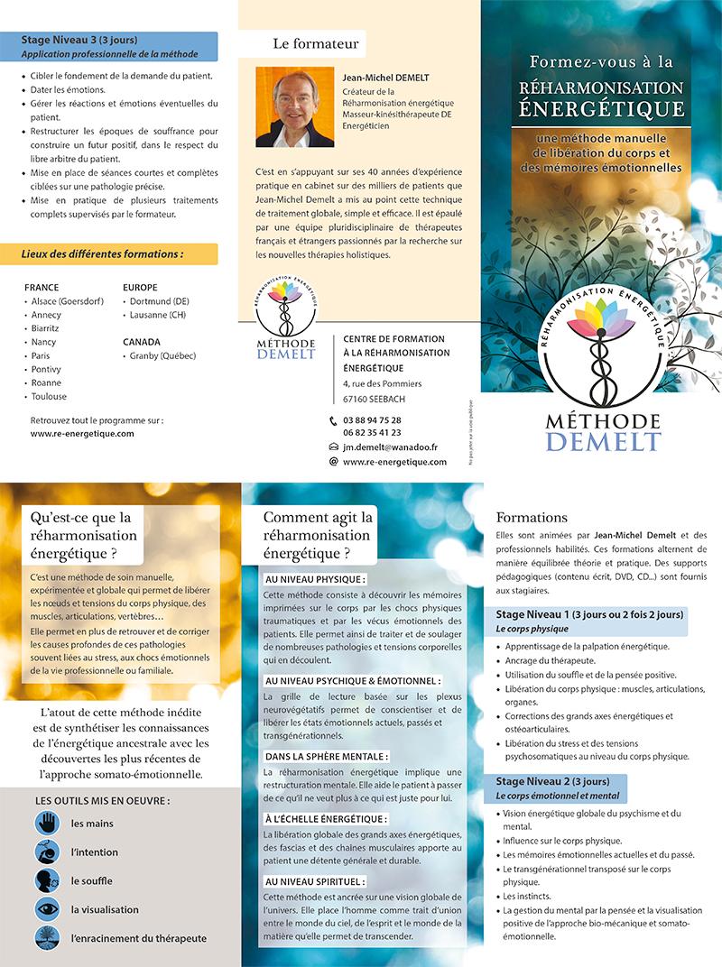 demelt-brochure